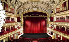 Opera House in Cluj-Napoca, Romania Feels like hooome Cool Countries, Countries Of The World, Bulgaria, Rock Club, Theatre Architecture, Stage Set Design, Best Architects, Bucharest Romania, Concert Hall