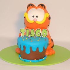 Garfield Invitations from www.HardToFindPartySupplies.com ...