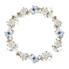 frame flowers.png ❤ liked on Polyvore featuring borders and picture frame