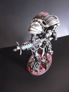 Adeptus Mechanicus - Knight Atrapos