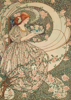 Dorothy Fitchew: Rosas.