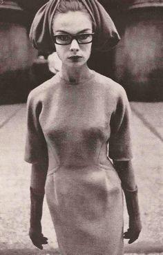 Jean Shrimpton 1962 by David Bailey