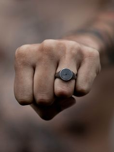 Orphan Ring - Russian Mafia Tattoos - Jewellery New Zealand | Walter Crow