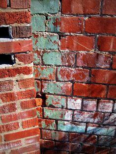 some pretty old brick in Zeigler, IL