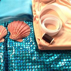 How to make a mermaid tail you can swim with