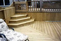 1000 images about backyard ideas on pinterest tiered for Basic deck building instructions
