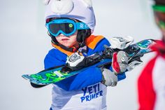 The perfect introduction to the slopes with Yeti Primer
