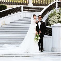 A picturesque portrait of newlyweds, Begüm and Ahmet, at Four Seasons Hotel Istanbul at the Bosphorus. @fsbosphorus