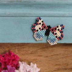 Papillon (motif Mon Petit Bazar)