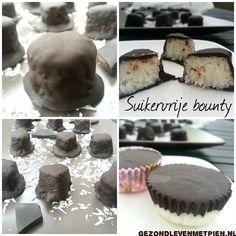 Verwen jezelf met een suikervrije bounty bonbon die slechts 1,8 kh per stuk is!  LCHF - broodbuik - granenvrij - suikervrij - glutenvrij