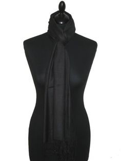 Pashmina Scarf Shawl Wrap Throw Black Pashmina, http://www.amazon.com/dp/B0029HQLP0/ref=cm_sw_r_pi_dp_-3IDqb1R1BSQM/?tag=isumomof2