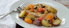 #glutenfree Pollo Con le Olive