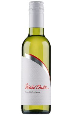Robert Oatley Wild Oats Chardonnay 2017 Mudgee 187ml - 24 Bottles Veal Chop, Wild Oats, Fresh Figs, Cheddar Cheese, White Wine, Wines, Bottles, Stuffed Peppers, Cheddar