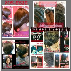 Hair styles , hair salon , sew in , weaves hair extensions ,Braids , dreadlocks