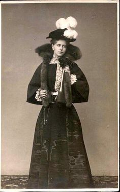 Princess Marie of Romania, future Queen of Romania (nee Princess of . Vintage Family Photos, Vintage Photographs, Queen Mary, King Queen, Romanian Royal Family, Alexandra Feodorovna, Royal King, Princess Alexandra, German Women