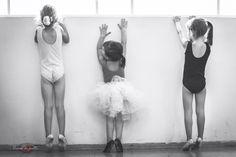 Baby class ballerinas