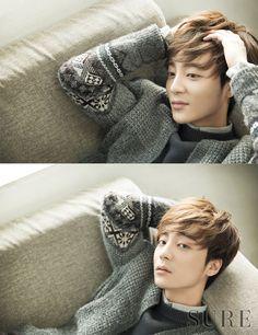 Roy Kim - Sure Magazine December Issue '14