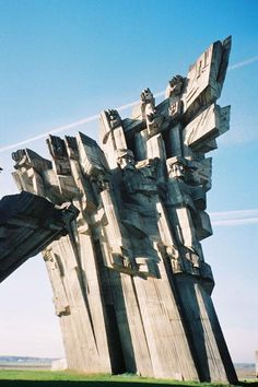 Soviet Sculpture for Holocaust Victims