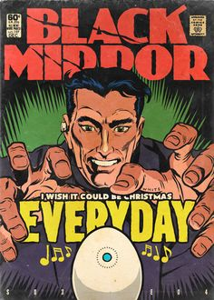 Butcher Billy's Dark Tales From The Black Mirror | White Christmas