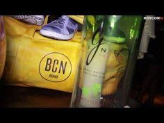 #HoyOnlineTV acudió con #HoyModaTV al concierto que la marca #BcnBrand, principalmente de sneakers, celebró en un local de Barcelona y ofreció para un nutrido público adicto a sus prendas.