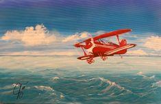 """Dipinto """" Un viaggio nell'Infinito """" di Violetta Viola - Violetta Viola Airplane View, Painting, Futurism, Infinity, Fotografia, Art, Painting Art, Paintings"""