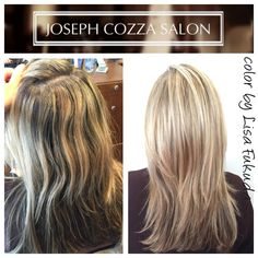 Perfect Blonde Balayage Highlights Glaze Olaplex  color service  by Lisa Fukuda Style by Desiree **Consultation appointment required for ALL NEW color service clients     LisaFukuda L'OREAL PROFESSIONAL CERTIFIED BALAYAGE ARTIST  @JosephCozzaSalon 77 Maiden Lane SF Ca 14154333030 @haircolorbylisa