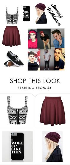 """Sammy wilkinson"" by samy-101 ❤ liked on Polyvore featuring interior, interiors, interior design, home, home decor, interior decorating, Ally Fashion and Vans"