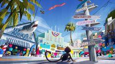 Artes de Joey Chou para o filme VIVO, da Sony Animation | THECAB - The Concept Art Blog 1 Peter, 1 John, Joey Chou, Studios, Sony, Fred, Visual Development, Art Blog, Movies