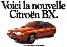 BX, Break. : CITROEN-CATALOG-GALLERY : by CITROEN DS.