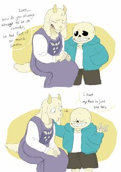 Just gonna pin every Sans this person drew because they are perfect