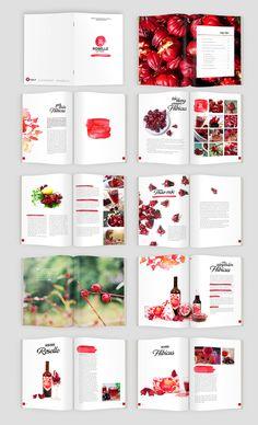 Roselle Vietnam Redesign on Behance
