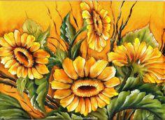 Pintura garafão de água - Maricélia Montanari Silva