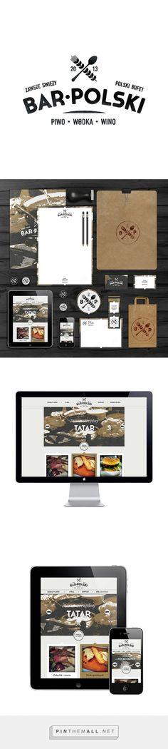 Bar Polski Branding by Dmowski & Co. | Fivestar Branding – Design and Branding Agency & Inspiration Gallery