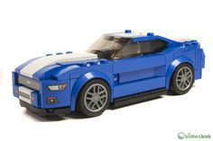 LEGO Speed Champions 75871 Ford Mustang GT [Review]