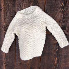 """The """"JULIE/JULIAN"""" sweater is now ready is size 1 and 2 years. Get your kit at www.frabesta.com or email post@frabesta.com to order. #frabestacom #juliegenseren #strikk #knitting #hektapågarn #garnlykke #knittersofinstagram #knitwear #norwegianknitting #strikktilbarn #babystrikk #ministrikk #strikktilgutt #strikktiljente #egetdesign #julegavetips #strikkekondis #knitinspo123 #sandnesgarn #garnpakke #strikkekit #knittingkits #babyknits #norskbarnemote"""