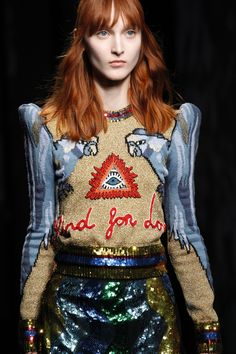 Gucci - Fall 2016 Ready-to-Wear