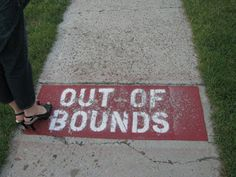 Where Legends Begin: Out of Bounds