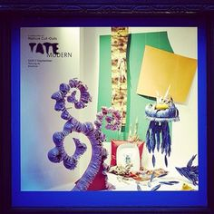 Have you seen our new #Matisse cut-out windows? Inspired by the work of Henri Matisse - @BOO Studio and @Tate Gallery have collaborated with Liberty to create a colourful and dynamic new display.