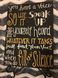 Grey's Anatomy Quote on canvas by BCHandprints on Etsy