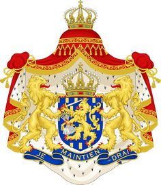 Coat of Arms of Netherlands  [EPS-PDF]