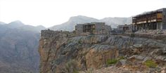 78 habitaciones perdidas en la nada. Lo único que hay relativamente cerca son un par de pueblecitos ... - Alila Jabal Akhdar. Texto: Marta Sader