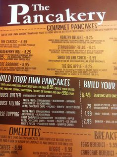 destin, florida, Pancakery. Been there @Laura Jayson Jayson Jayson Jayson Baumgardner?