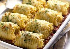 chicken and cheese lasagne roll ups more chicken recipe lasagna ...