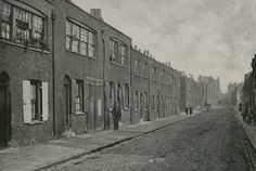 old weavers houses Bethnal Green, London