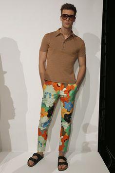Trina Turk Men's RTW Spring 2014 - Slideshow - Runway, Fashion Week, Reviews and Slideshows - WWD.com