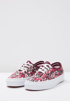 Vans AUTHENTIC DX - Sneakers basse - multicolor/port - Zalando.it