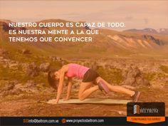 """#Frase de #Dia  Ingresa en: http://ift.tt/2pcw9de """"Nuestro cuerpo es capaz de todo. Es a nuestra mente a l que tenemos que convencer""""  #contuccion #casa #house #home #hogar #nuevaesparta #vlencia #ventas #nuevo #familia #inversion #hoy #sabiasque #venezuela #panama #miami #moderno #construction #civilengineering #today #ingenierocivil #ingeniero #engineer #engineering #civil #work #construcaocivil ManejoDeRedes@nahaweb"""