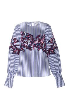 Marcie Wisteria Top by Tanya Taylor