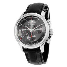 LC1228-SS001-330 Maurice Lacroix Les Classiques QTZ Master Calendar Strap Watch