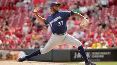 #MLB: El Quisqueyano Neftalí Féliz pierde el rol de cerrador en Milwaukee